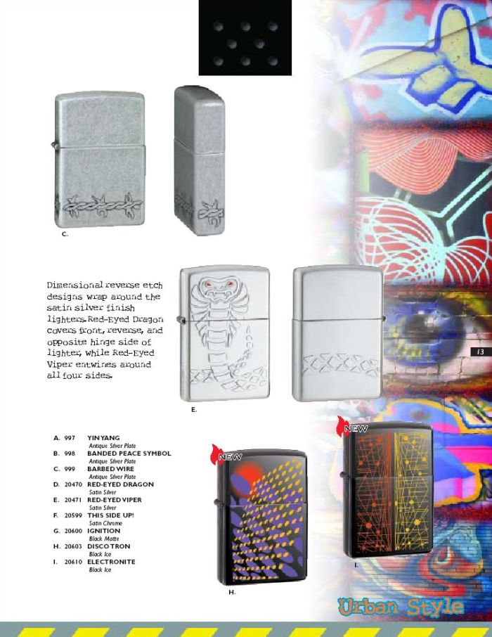 Catalogue ZIPPO 2004 Complete line (version américaine) 13zippo2004complete_line