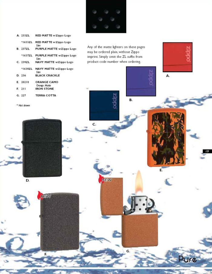 Catalogue ZIPPO 2004 Complete line (version américaine) 19zippo2004complete_line