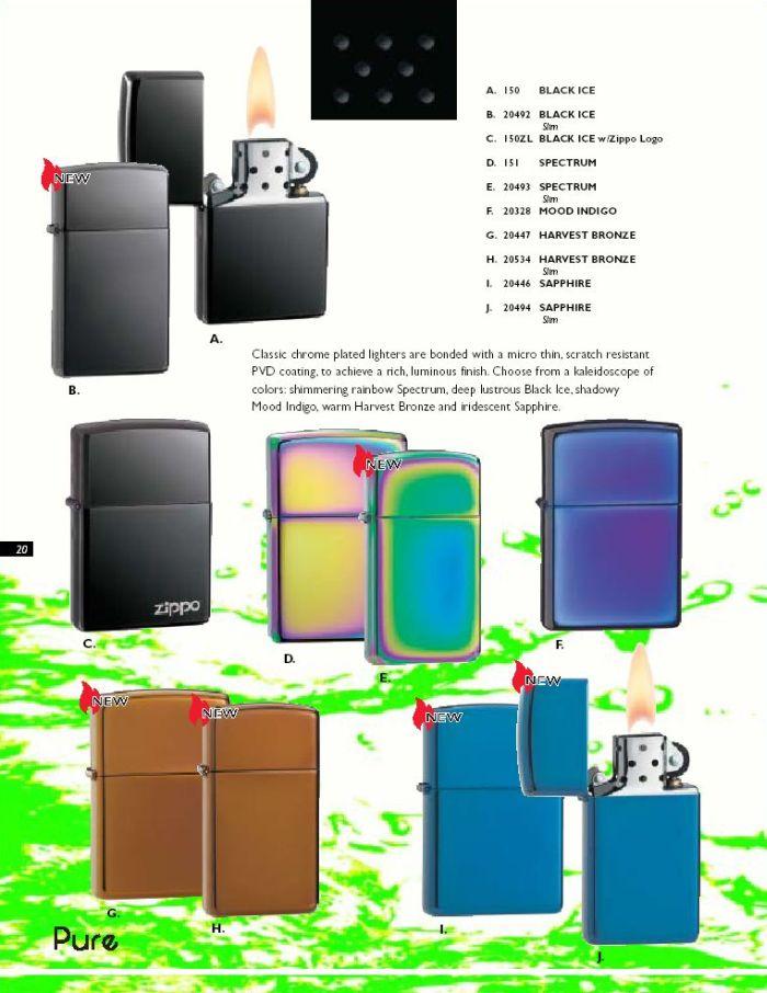 Catalogue ZIPPO 2004 Complete line (version américaine) 20zippo2004complete_line
