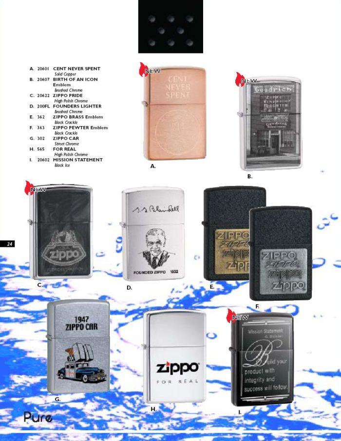 Catalogue ZIPPO 2004 Complete line (version américaine) 24zippo2004complete_line