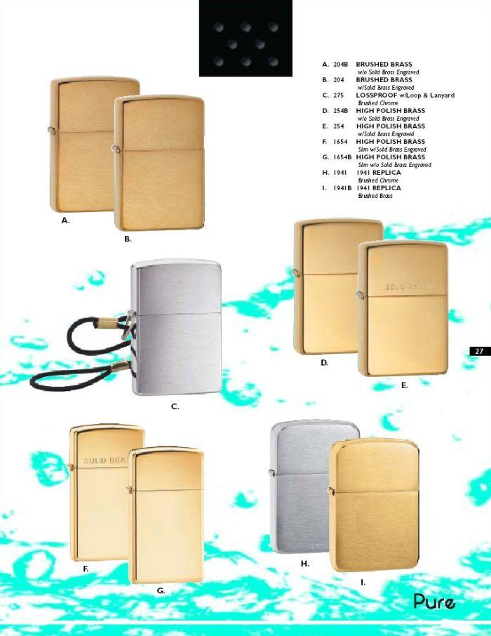 Catalogue ZIPPO 2004 Complete line (version américaine) 27zippo2004complete_line