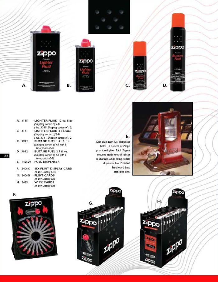 Catalogue ZIPPO 2004 Complete line (version américaine) 64zippo2004complete_line