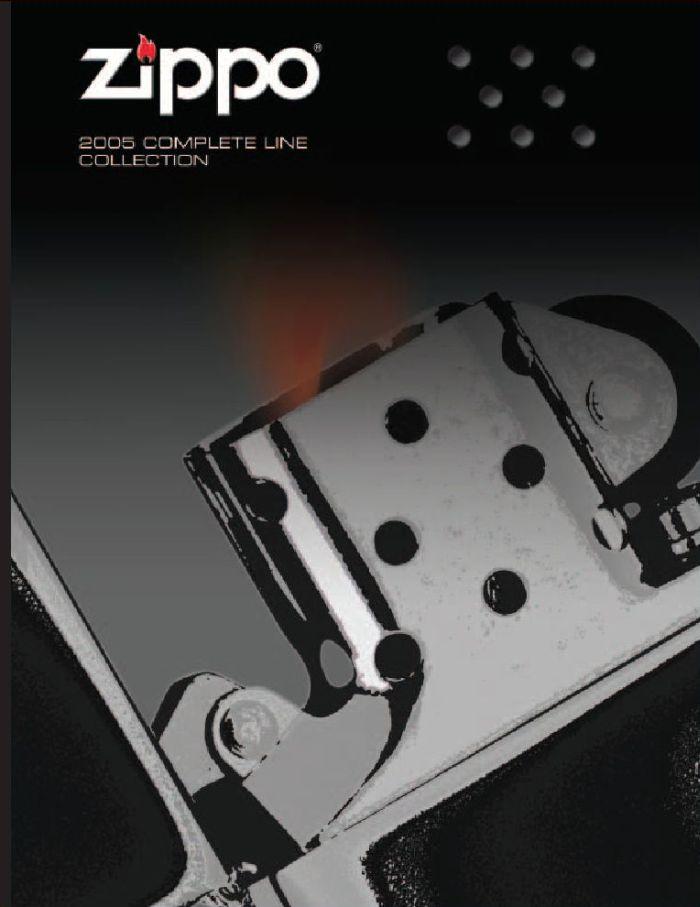 Catalogue ZIPPO 2005 Complete line (version américaine) 000zippo2005complete_line
