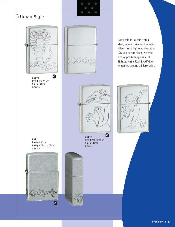 Catalogue ZIPPO 2005 Complete line (version américaine) 13zippo2005complete_line