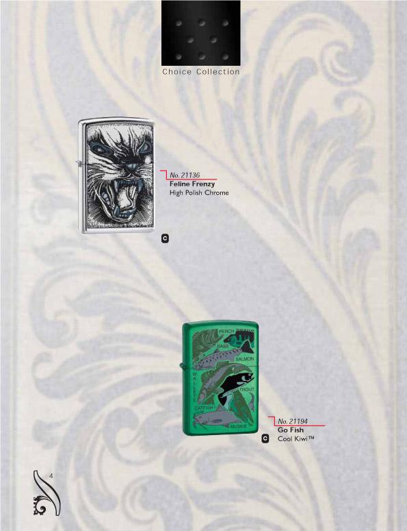 Catalogue ZIPPO 2006/07 Choice (version américaine) 04zippo2006_07choice