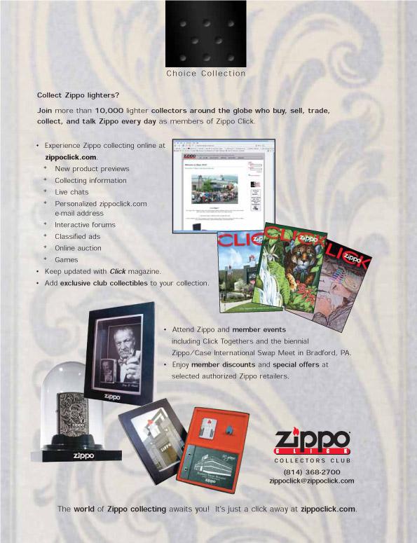 Catalogue ZIPPO 2006/07 Choice (version américaine) 24zippo2006_07choice