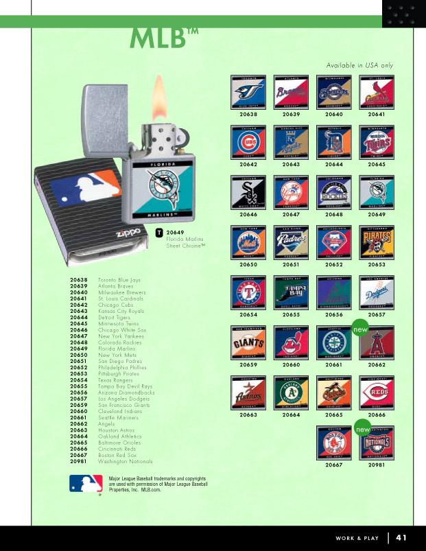 Catalogue ZIPPO 2006 Complete line (version américaine) 41zippo2006complete_line