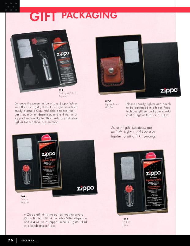 Catalogue ZIPPO 2006 Complete line (version américaine) 76zippo2006complete_line